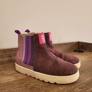 AGATHA RUIZ DE LA PRADA Kids Leather Boots